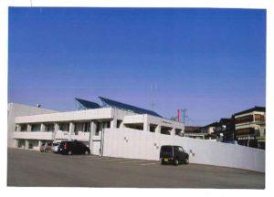 鶴岡市由良コミュニティーセンター太陽光発電設備等設置工事