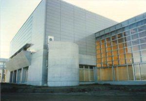 平成8年度山形県立鶴岡中央高等学校体育館新築(電気設備)工事