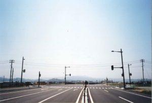 道路照明設備設置工事