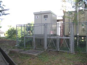 鶴岡市立羽黒第二小学校高圧受電設備改修工事